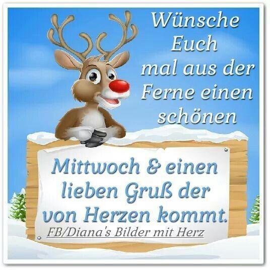 Guten Morgen Schonen Mittwoch Mittwochsgrusse Christmas Ornaments Novelty Christmas Holiday Decor
