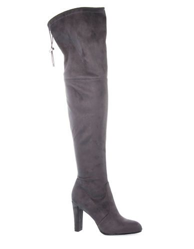SAM EDELMAN Sam Edelman Kent Suede Over-The-Knee Boots. #samedelman #shoes #boots