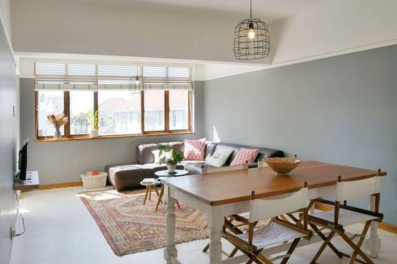 Appartement à Le Cap, Afrique du Sud. This cool and comfortable one bedroom flat…