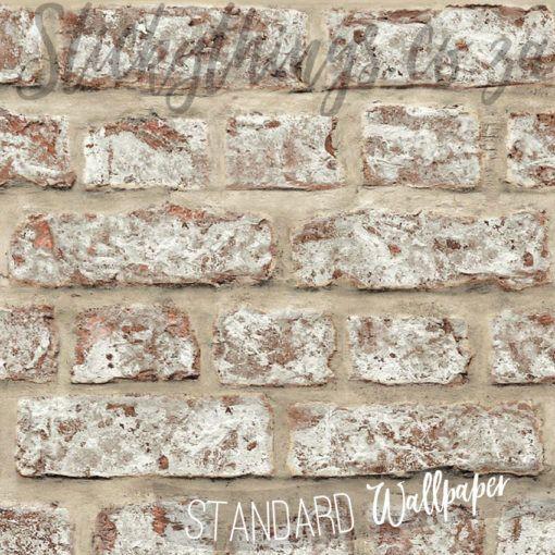 Realistic Brick Wallpaper Rustic Brick Wallpaper Mural Stickythings Brick Wallpaper Brick Wallpaper Rustic Brick Wallpaper Mural