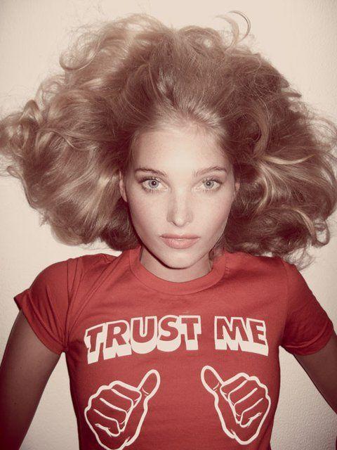 Trust Me - Digital archival print