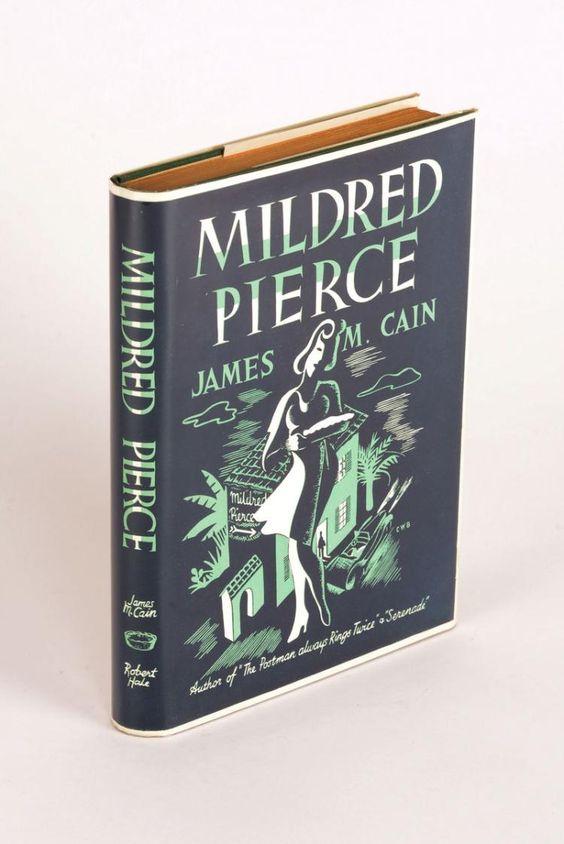 CAIN: Mildred Pierce (1st Australian) - by Michael Treloar Antiquarian Booksellers