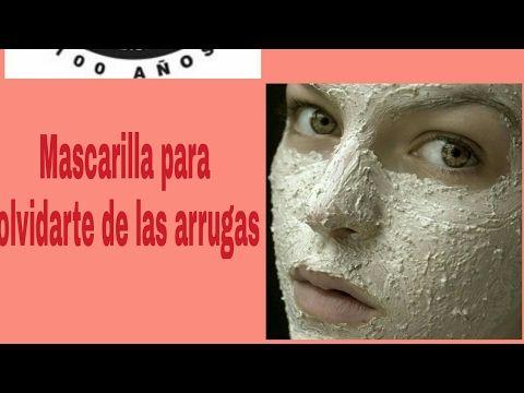 Arrugas Mascarilla De Pomada De La Campana Youtube Pomada De