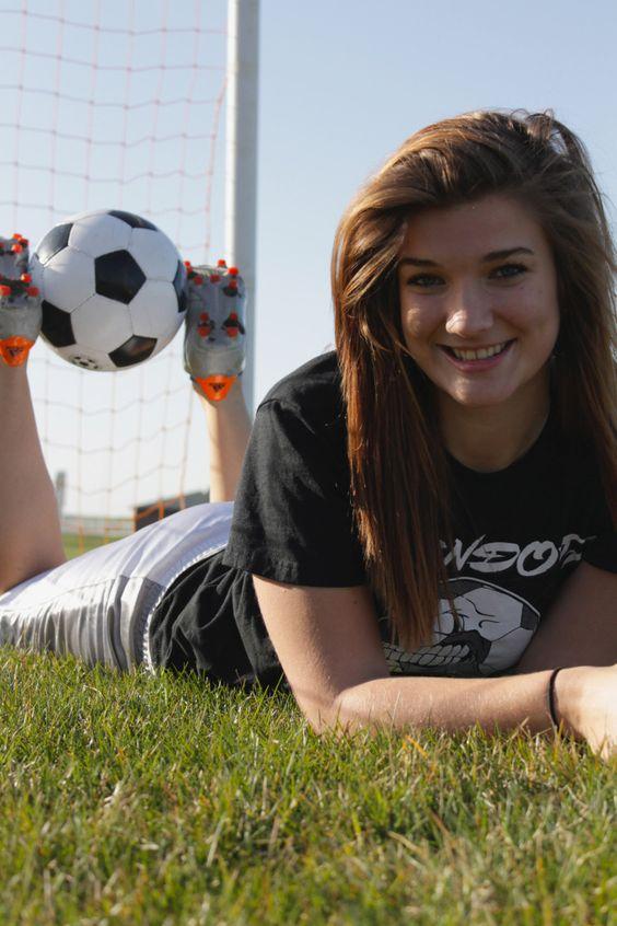 cute soccer photo