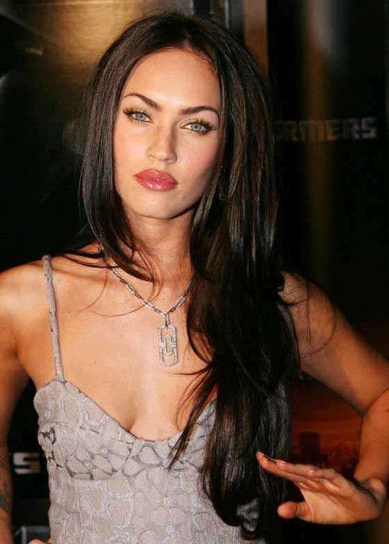 20 Super Inspiring Megan Fox Hairstyles Discover Yourself As A Celebrity Megan Fox Hair Megan Fox Style Straight Hairstyles
