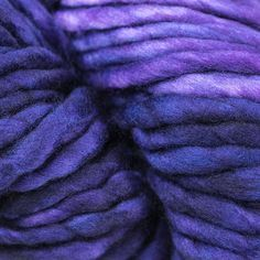 Malabrigo Rasta is a superbulky, slightly felted 100% merino wool, available in a range of Malabrigo's most breathtaking colors. Perfect for hats, scarves, cardigans and sweaters, Rasta can be knitted into just about anything. Even shawls, cowls or bulky socks! Rasta's hand dyed in small batches, so make sure you buy enough yarn for your project to keep the colorways consistent. Malabrigo yarn is hand-dyed, meaning that each beautiful skein is unique. As a result, there may be variations in…