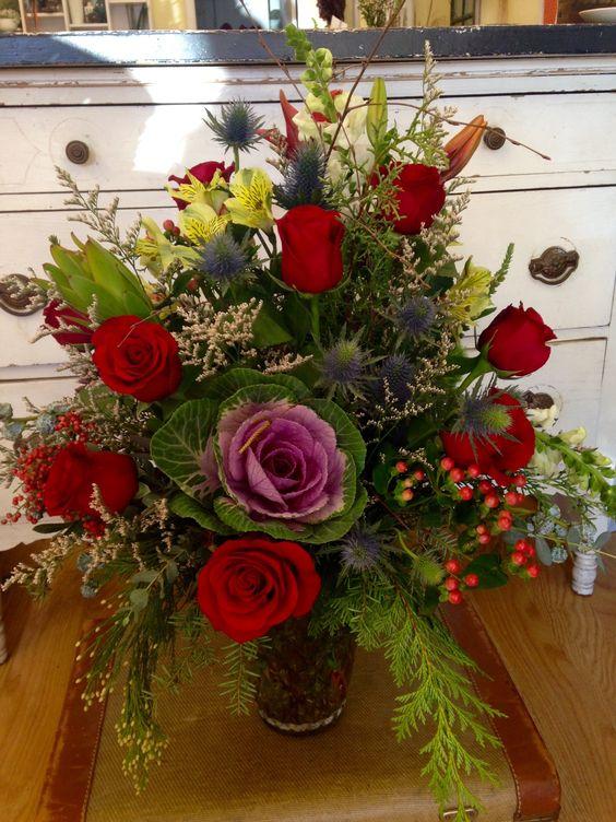 Dahlia Floral, Montrose, CO
