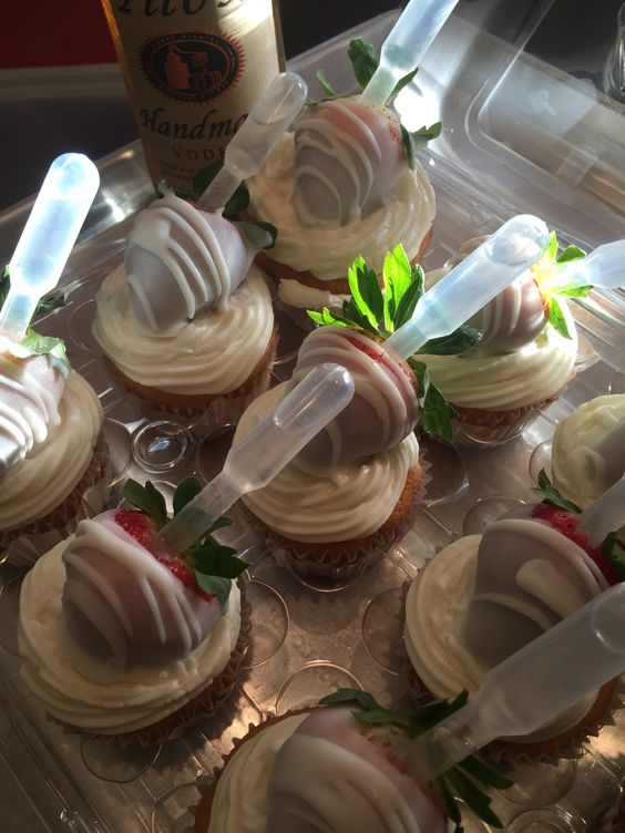 how to make vodka infused chocolate covered strawberries