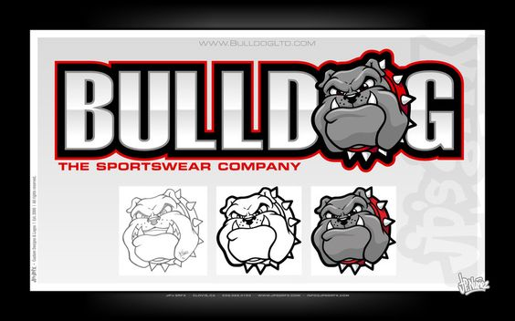 Bulldog LTD by jpnunezdesigns