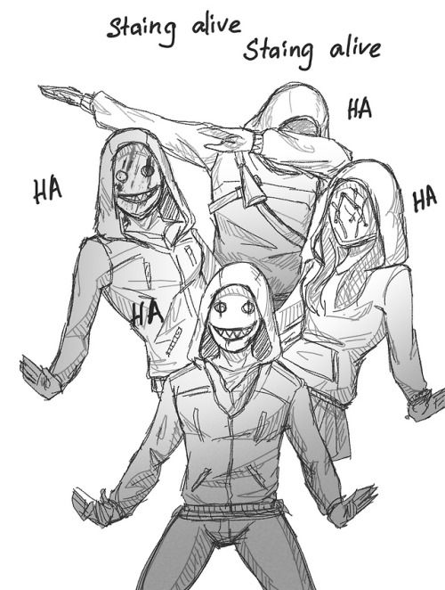 Dead By Daylight Tumblr Dead Daylight Funny Horror 336,509 likes · 10,375 talking about this. dead by daylight tumblr dead
