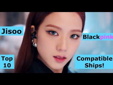 Jisoo Blackpink Top 10 Ships Compatibility Kpop Predictions 2020 K Blackpink Kpop Most Popular Kpop
