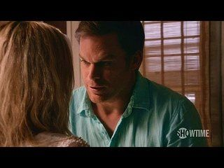 Dexter: Goodbye Miami: Leave Together -- Dexter and Hannah plan their trip to Argentina. -- http://wtch.it/kCASR