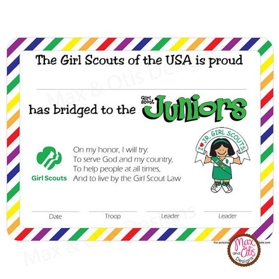 Girl scouts, Scouts and Bridges on Pinterest