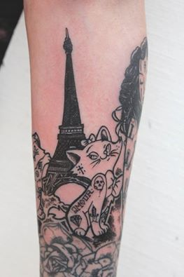 Tattoo by Yome (Paris-France) #yome #yomeone #tattoo #ink #inked #tattoos #tattooed #tatouage
