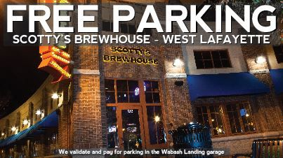 No need to bring your quarters, we offer FREE parking in the Wabash Landing garage in West Lafayette. Also, now offering free parking at our Bloomington location as well. Come see us today.