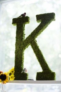 mose, K, wedding, center pieces