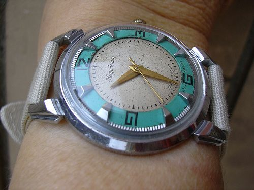 soviet vintage russian watches for