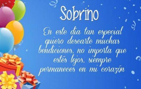 Tarjetas De Cumpleaños Para Un Sobrino Apreciado Tarjeta Feliz Cumpleaños Sobrina Cumpleaños Sobrina Feliz Cumpleaños Sobrino