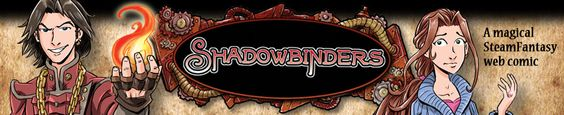 Shadowbinders #417 | Chapter 12, Page 8 | Shadowbinders