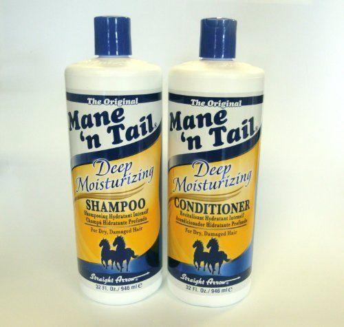Mane 'n Tail Deep Moisturizing Shampoo & Conditioner 32 oz by Mane 'n Tail. $24.29