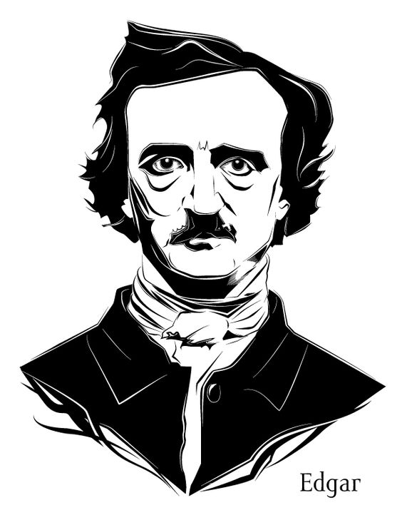 What are some of Edgar Allan Poe's style/technique of writing ?