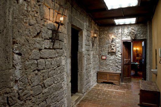 Castello di Fumone-ITALY