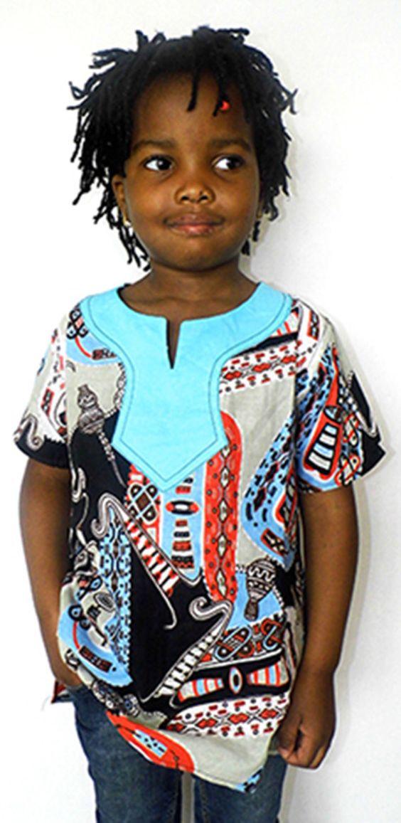 robe de soirée en pagne africain courte - Recherche Google | children | Pinterest | African ...