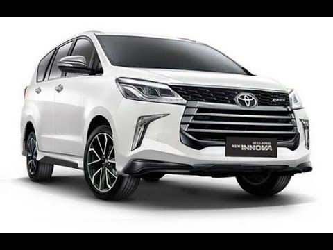 Perfect Review Toyota Innova 2020 Facelift And Images And View Di 2020 Toyota Hilux Toyota Mobil Klasik