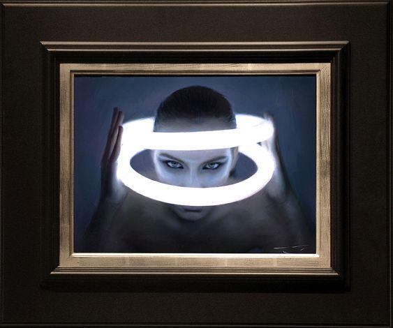 "Casey Baugh - ""Illumination"""