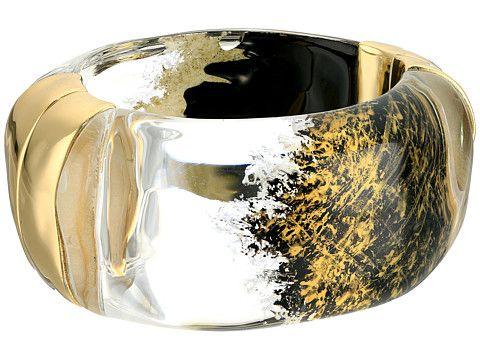 Alexis Bittar Liquid Side Hinge Bracelet