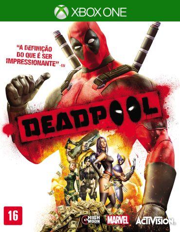 Deadpool - Xbox One - R$249,90
