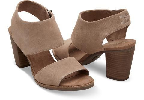 Cutout sandal, Sandals heels