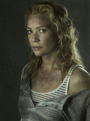 ~Laurie Holden as Andrea Harrison (season 3)~