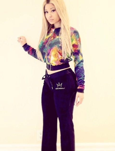 nicki minaj  Clothing Styles | Nicki Minaj Teases Clothing Collection: 10 Most Hilarious Stan ...