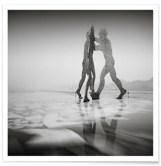 Berlin Dance als Premium Poster von Håggard Photography | Ronny Behnert | JUNIQE