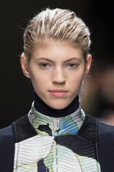 Leonard Paris Clp Bis at Paris Fashion Week Fall 2015 - StyleBistro
