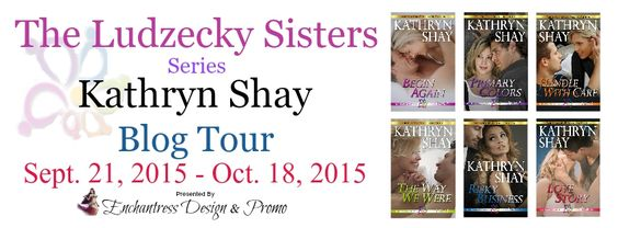 #BloggersWanted The Ludzecky Sisters Series by Kathryn Shay #BlogTour Sign up: https://docs.google.com/forms/d/1BJ5QeF3zl9PnsBa22_c0_heb5sc2hA3ipOVr6vscvmo/viewform?usp=send_form