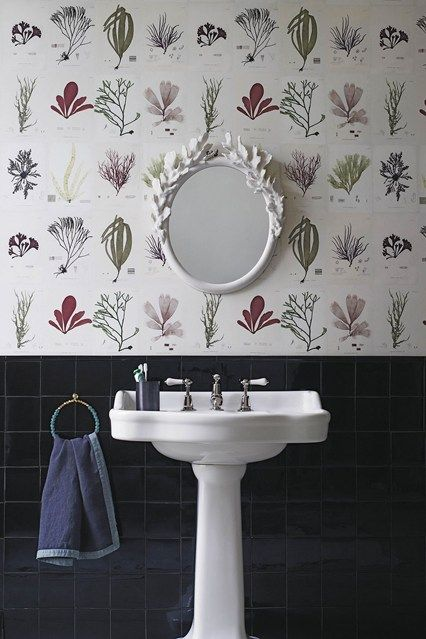 See all our bathroom design ideas on HOUSE by House  amp  Garden including this pretty scheme. Marvellous marble   Pinterest   Gardens  Design bathroom and House