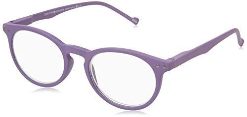 Gabriel Simone Unisex Reading Glasses Aubrie Purple Stylish