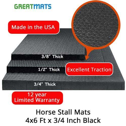 4x6 Rubber Horse Stall Mats 3 4 Inch Stall Mats Horse Stall Matting Rubber Horse Stall Mats