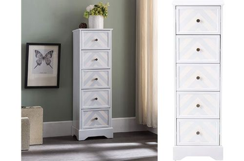 Top 10 Best Tall Narrow Dressers For Small Space In Bedroom Reviews In 2020 Narrow Dresser Tall Narrow Dresser Dresser Decor Bedroom