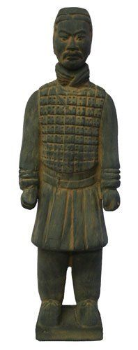 Xi'an Terracotta Soldier - In Ancient Armor by Reorient, http://www.amazon.com/dp/B001BKMGD2/ref=cm_sw_r_pi_dp_zdPYqb0CE3JR9