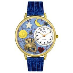 Scorpio Royal Blue Leather And Goldtone Watch #G1810011 - http://www.artistic-watches.com/2012/12/12/scorpio-royal-blue-leather-and-goldtone-watch-g1810011/