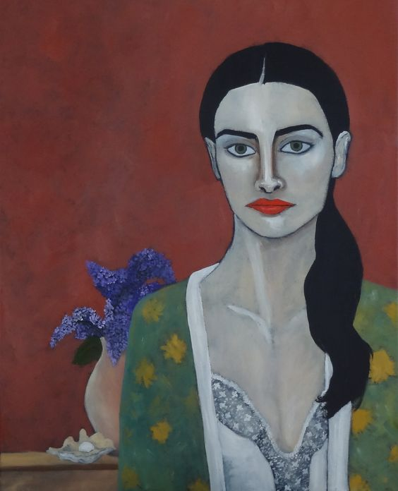 The Luxury of Balance - Oil Painting - Terri Jordan