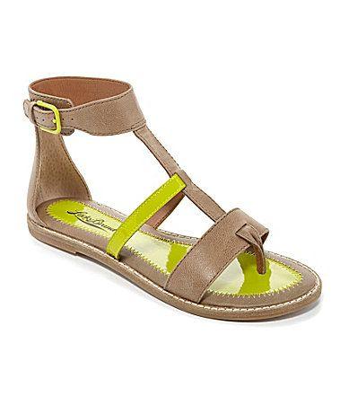 Lucky Brand Blanca Gladiator Sandals