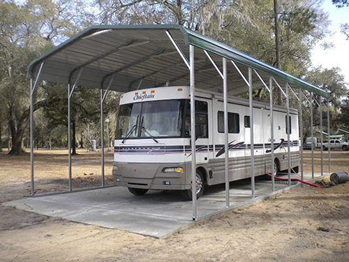 20x36x12 Metal Rv Carport Choice Metal Buildings Metal Rv Carports Rv Carports Rv Cover