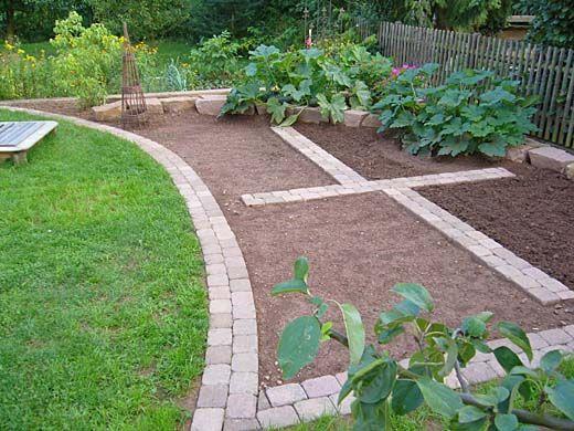 Gemüsebeet Garten Pinterest Gardens, Garten and Garden ideas