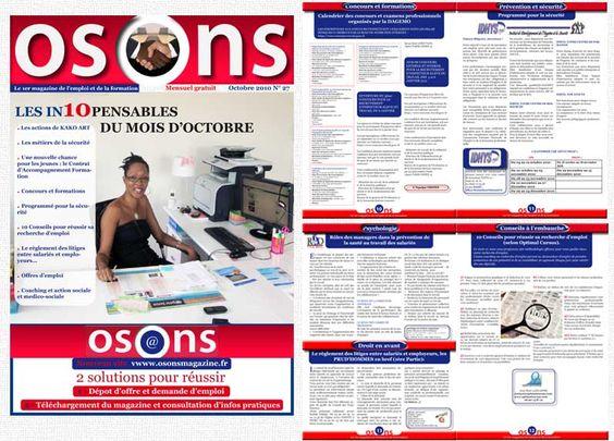 Magazine Osons