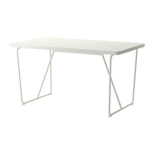 BACKARYD / RYDEBÄCK Tisch IKEA Tischplatte aus einer Leichtgewichtskonstruktion, die weniger Massivholz erfordert und den Umwelteinfluss mindert.