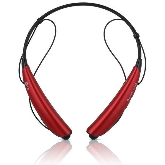LG Tone Pro HBS750 Bluetooth Stereo Headset #HBS-750.ACUSBKK